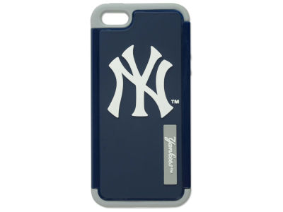New York Yankees iPhone SE Dual Hybrid Case