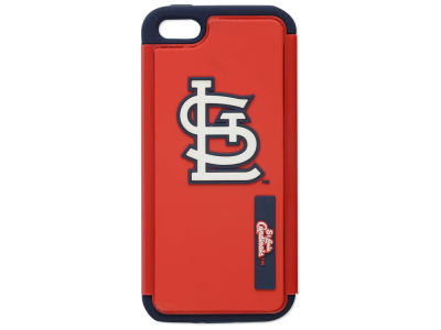 St. Louis Cardinals iPhone SE Dual Hybrid Case