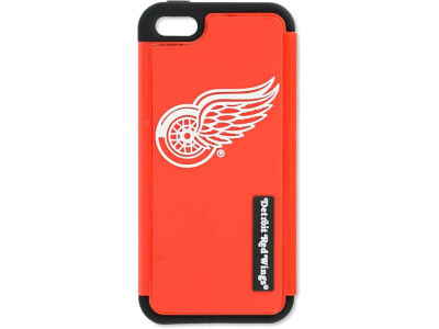 Detroit Red Wings iPhone SE Dual Hybrid Case