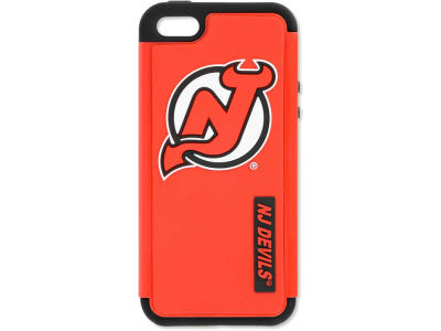 New Jersey Devils iPhone SE Dual Hybrid Case