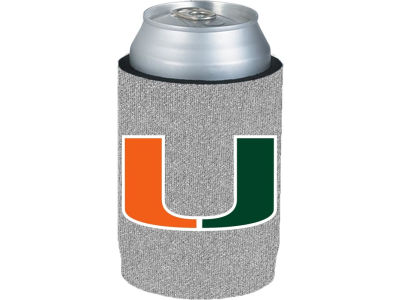 Miami Hurricanes Glitter Can Coozie