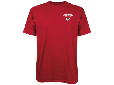 Wisconsin Badgers adidas NCAA Fight Fight Fight Long Sleeve T-Shirt