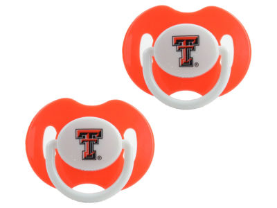 Texas Tech Red Raiders 2-pack Pacifier Set