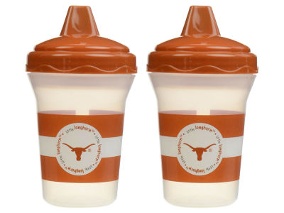 Texas Longhorns 2-pack Sippy Cup Set