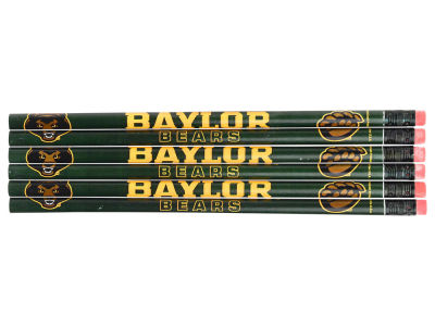 Baylor Bears 6-pack Pencils