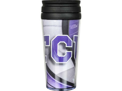 Texas Christian Horned Frogs 16oz Travel Tumbler
