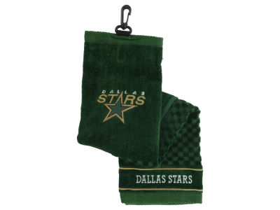 Dallas Stars Trifold Golf Towel