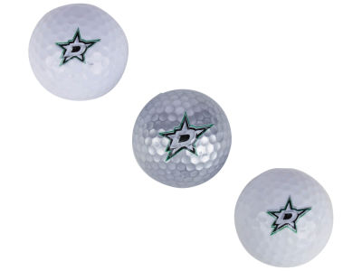 Dallas Stars 3-pack Golf Ball Set
