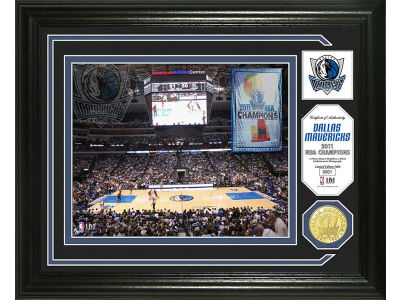 Dallas Mavericks Photo Mint Coin-Bronze