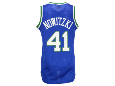 Dallas Mavericks Dirk Nowitzki adidas NBA HWC Men's Player Swingman Jersey