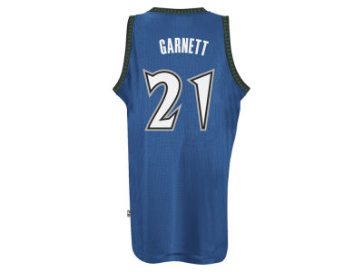 Minnesota Timberwolves Kevin Garnett adidas NBA Retired Player Swingman Jersey