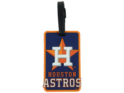 Houston Astros Soft Bag Tag