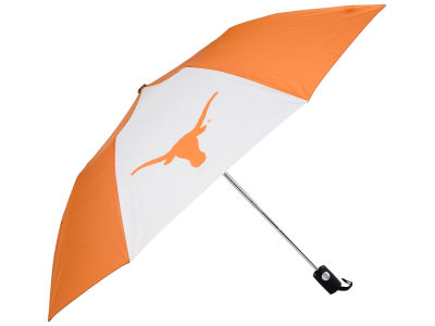 Texas Longhorns Automatic Folding Umbrella
