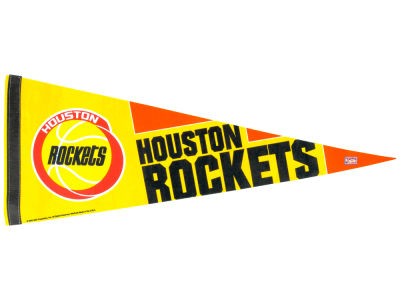 Houston Rockets 12x30in Pennant