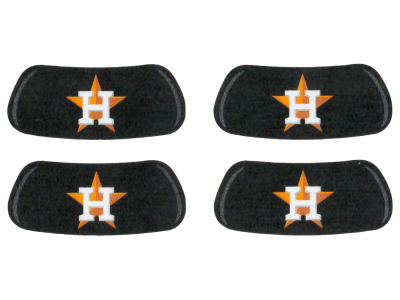 Houston Astros 2 Pair Eyeblack Sticker
