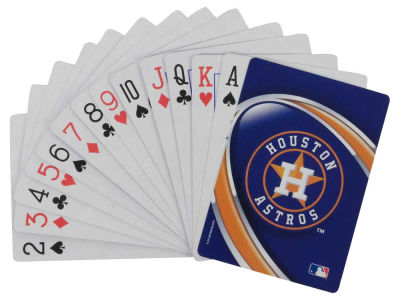 Houston Astros Playing Cards