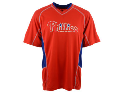 Philadelphia Phillies Majestic MLB Men's Fast Action T-Shirt