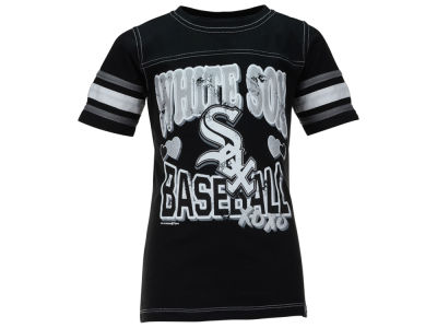 Chicago White Sox 5th & Ocean MLB Youth Girls XOXO T-Shirt