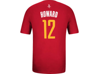 Houston Rockets Dwight Howard adidas NBA Men's Player T-Shirt