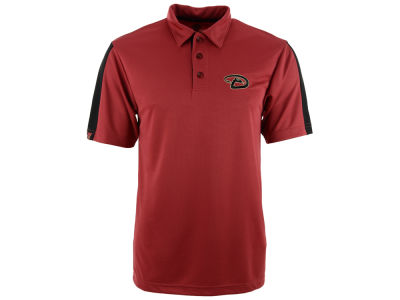 Arizona Diamondbacks Majestic MLB Men's Career Maker Performance Polo Shirt