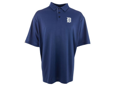 Detroit Tigers Majestic MLB Men's Career Maker Performance Polo Shirt