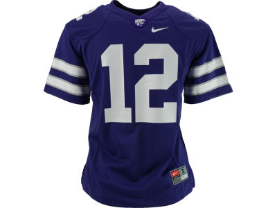 Kansas State Wildcats NCAA Youth Replica Football Game Jersey