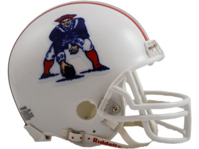 New England Patriots NFL Mini Helmet