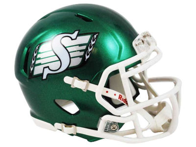 Saskatchewan Roughriders Speed Mini Helmet