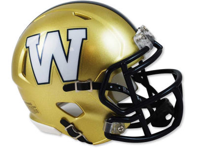 Winnipeg Blue Bombers Speed Mini Helmet