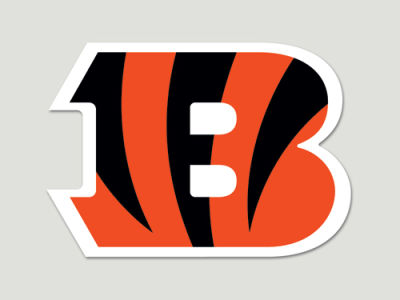 Cincinnati Bengals Die Cut Color Decal 8in X 8in