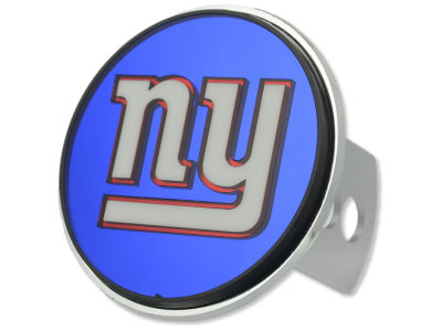 New York Giants Laser Hitch Cover