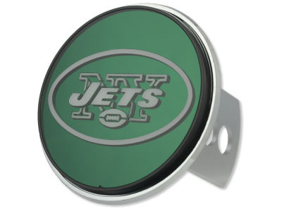 New York Jets Laser Hitch Cover