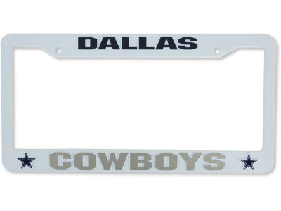 Dallas Cowboys Plastic Frame