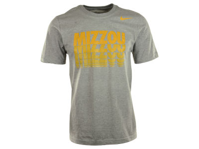 Missouri Tigers Nike NCAA Hyper Repeat T-Shirt