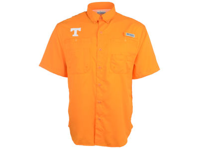 Tennessee Volunteers Columbia NCAA Tamiami Shirt