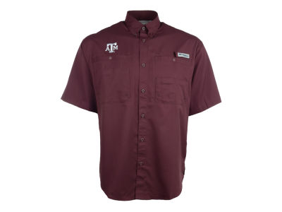 Texas A&M Aggies Columbia NCAA Tamiami Shirt