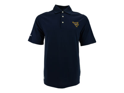 West Virginia Mountaineers NCAA Iron Polo