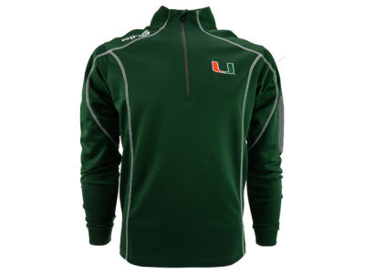 Miami Hurricanes NCAA Ranger Quarter Zip Jacket