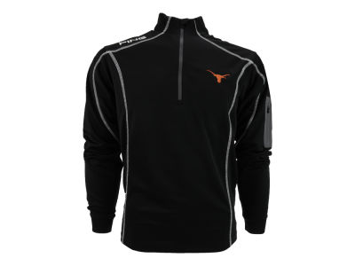 Texas Longhorns NCAA Ranger Quarter Zip Jacket