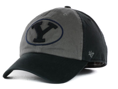 Brigham Young Cougars '47 NCAA Undergrad Easy Fit Cap