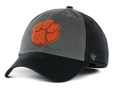 Clemson Tigers '47 NCAA Undergrad Easy Fit Cap