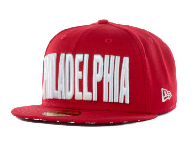 Philadelphia Phillies New Era MLB Big GPS 59FIFTY Cap