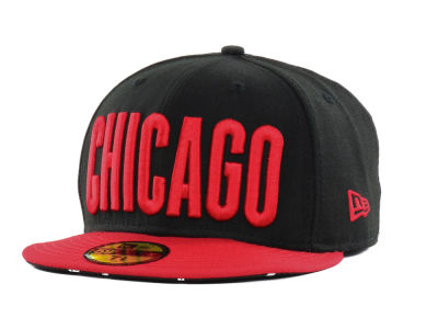 Chicago White Sox New Era MLB Big GPS 59FIFTY Cap