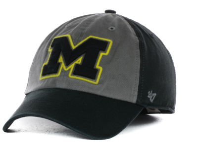 Michigan Wolverines '47 NCAA Undergrad Easy Fit Cap