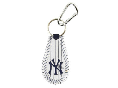 New York Yankees Game Wear Keychain