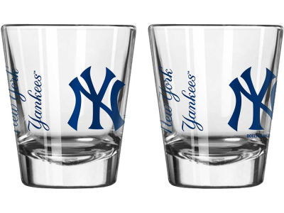New York Yankees Game Day Collectible Glass-2oz.