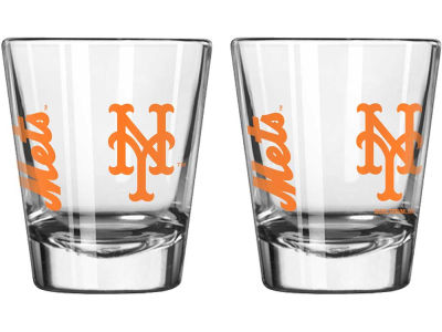 New York Mets Game Day Collectible Glass-2oz.