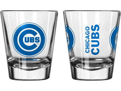 Chicago Cubs Game Day Collectible Glass-2oz.
