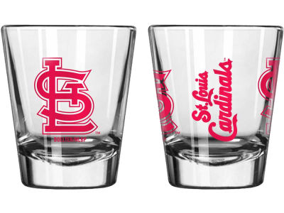 St. Louis Cardinals Game Day Collectible Glass-2oz.