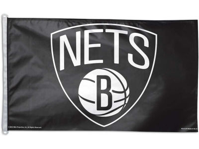 Brooklyn Nets 3x5ft Flag